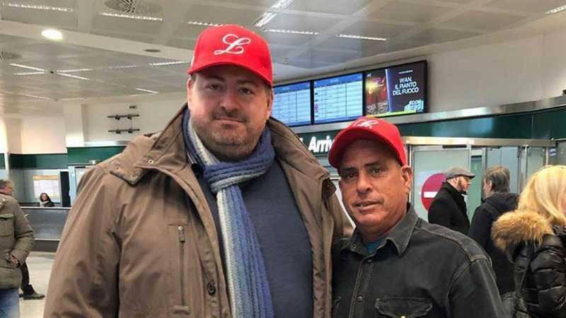Coach Roberto Medina arrivato a Legnano