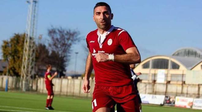 Diego Maddestra Capitano F.C. Parabiago