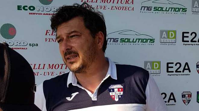Gianluca Antonelli allenatore Union Villa Cassano