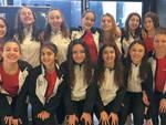 LA Rari Nantes Legnano ai Campionati Regionali di nuoto sincronizzato di Brescia