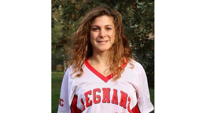 Manuela Fabrizi nuova atleta del Legnano Baseball Softball
