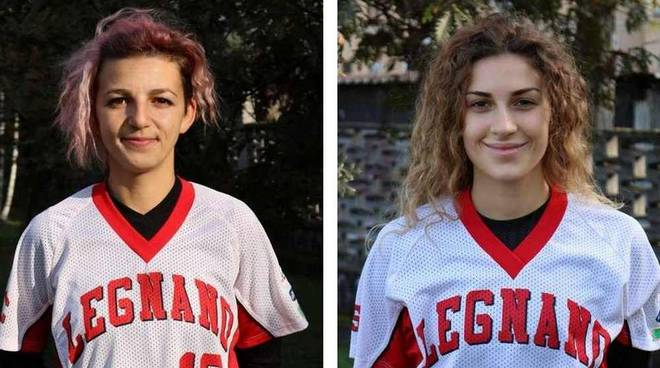 Martina Ciocca e Silvia Rocca passano al Legnano Softball