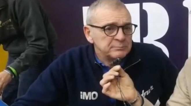 Massimo Bianchi allenatore della IMO Robur Basket Saronno
