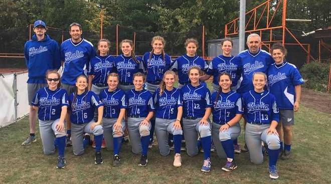 Nazionale Softball Under 16