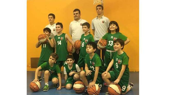 OLC Oratori Legnano Centro Minibasket