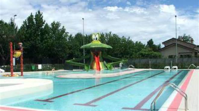 piscina cerro maggiore