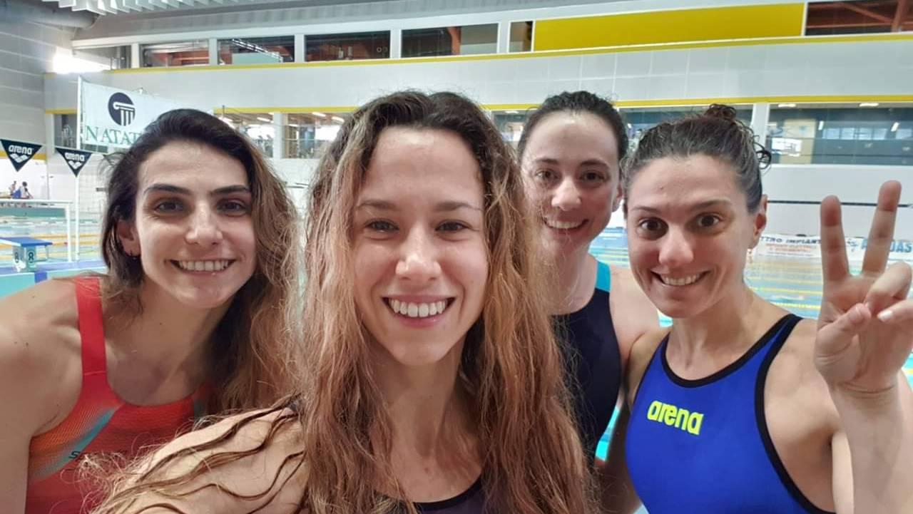 Record italiano per il B.Fit Legnano Nuoto