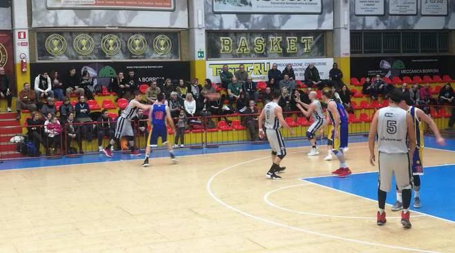 Robur Saronno - Basket Team Mortara 77-66