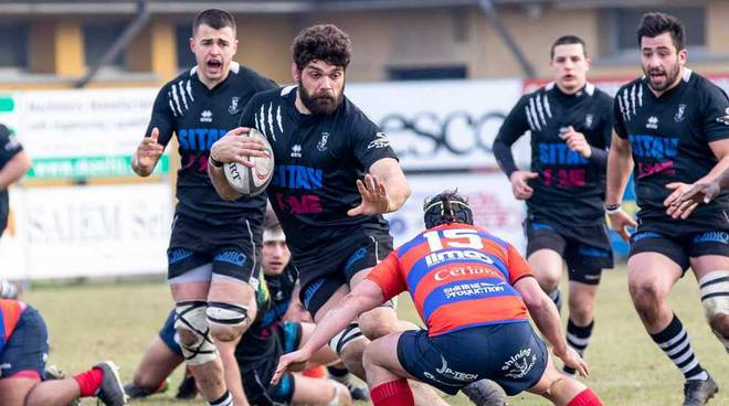 Rugby Lyons Piacenza -Rugby Parabiago 55-25