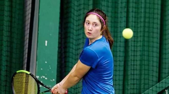 Sofia Caldara vince il suo primo torneo ITF Junior