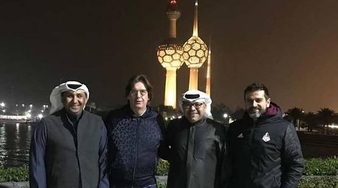 Trasferta in Kuwait per Knights e Galletti