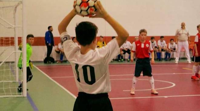 Trionfo dell'Italia nel Lainate International Youth Cup C13 di Calcio a 5 AMF