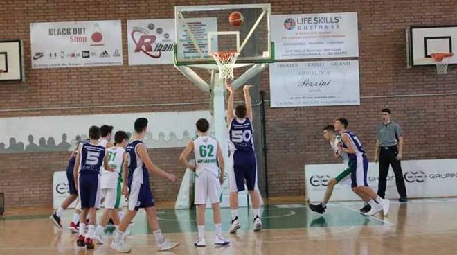 Trofeo Malaguti BSL San Lazzaro - Accademia Basket Altomilanese 63-65