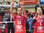 Uyba-Reale Mutua Fenera Chieri 3-0