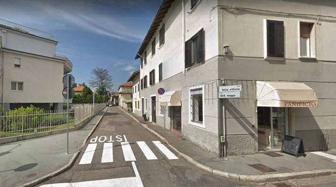 Via Vittoria Legnano
