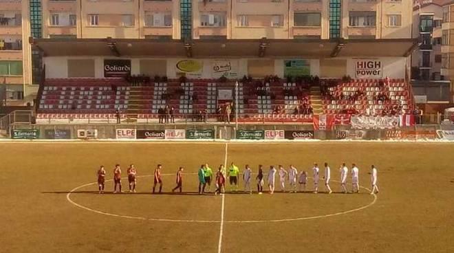 A.C. Cuneo 1905 - Pro Piacenza 20-0