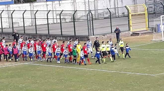 Aurora Pro Patria-Albissola 2-0 Giornata del Centenario