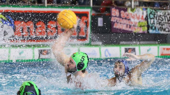 Banco BPM Sport Management Busto Arsizio - Pro Recco 8-12