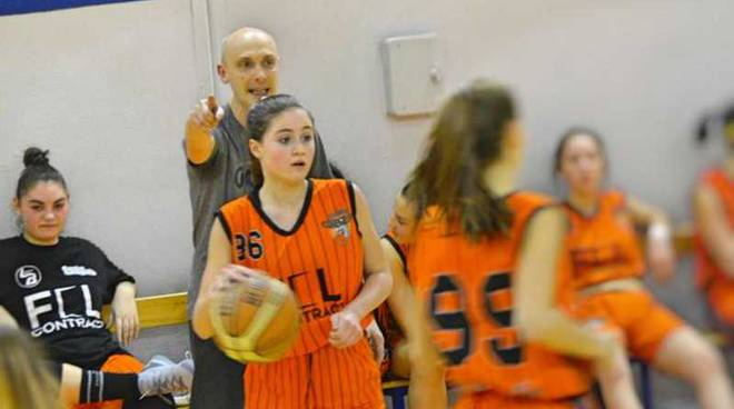 Bulldog Basket Canegrate Femminile Under 16