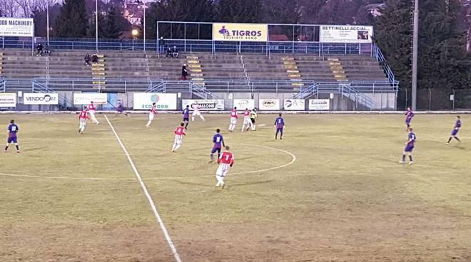 Calcio Eccellenza Lombardia Girone A Busto81-Union Villa Cassano
