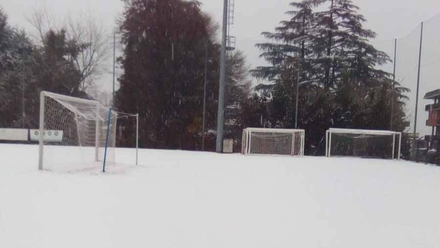 Calcio Serie D Stresa Sportiva-Borgaro rinviata per neve