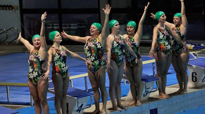 Campionati Italiani Indoor Master Nuoto Sincronizzato Legnano