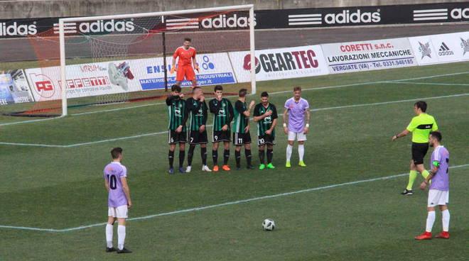 Castellanzese-Legnano 0-3