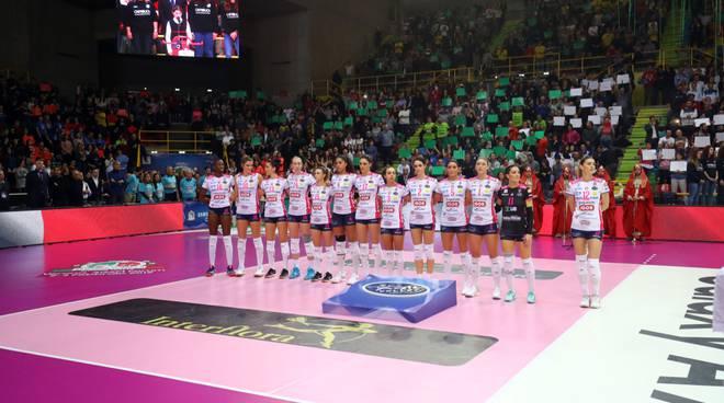 COppa Italia Volley Femminile
