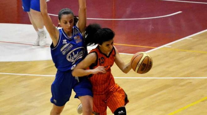 FCL Contract Canegrate-Basket Pontevico 46-52