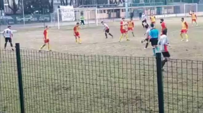 Folgore Legnano Antoniana 2-2