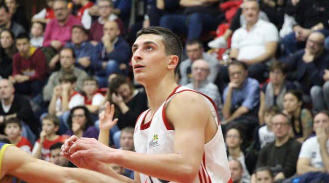 Giordano Bortolani Knights Legnano Basket