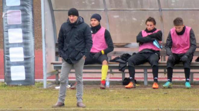 Giuseppe Fiorito allenatore A.C. Legnano