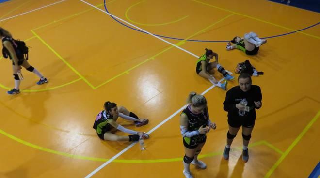 Hydra Cassano Magnago-Volleyteam Castellanza