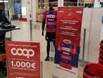 Inaugurazione punto vendita merchandising Rugby Parabiago Coop Macron