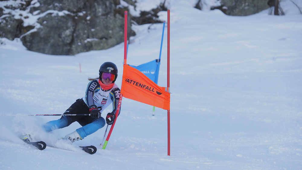 La Nazionale Svedese sulle nevi del Monterosa Ski
