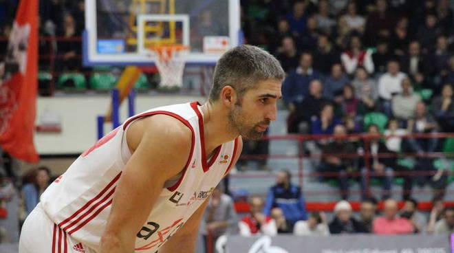 Michele Ferri Knights Legnano Basket
