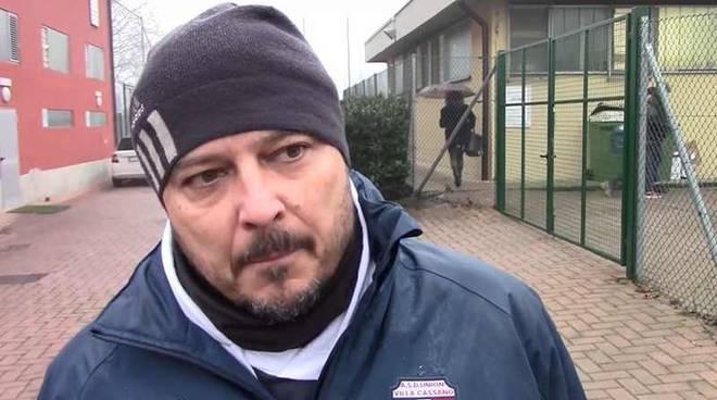 Mister Gianluca Antonelli Union Villa Cassano