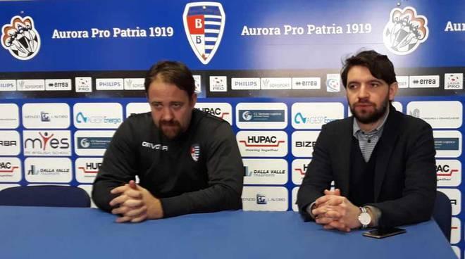 Mister Ivan Javorcic Aurora Pro Patria
