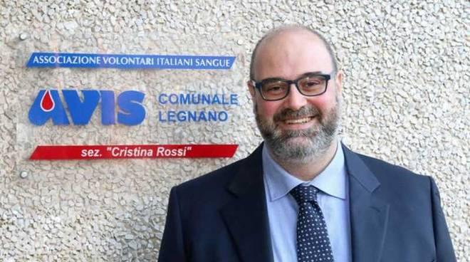Pierangelo Colavito Presidente Avis Legnano