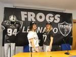 Presentazione Frogs Legnano Campionato Football Americano Terza Divisione 2019