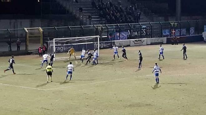 Pro Patria-Novara 1-0