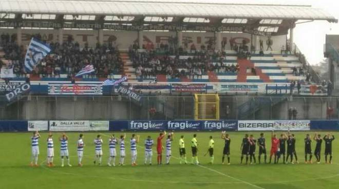 Pro Patria-Piacenza 1-4