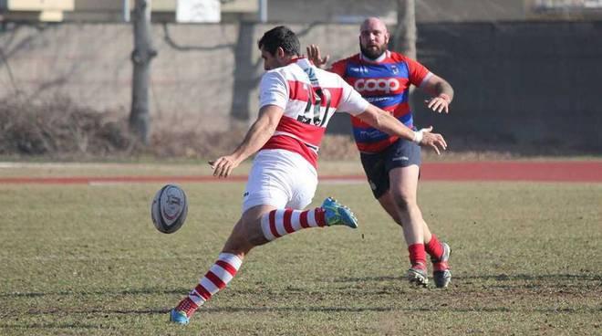 Rugby Parabiago - CUS Genova 20-23