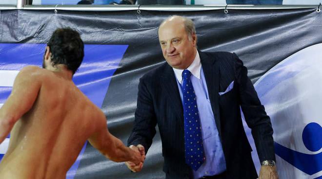 Sergio Tosi presidente Banco BPM Sport Management Busto Arsizio