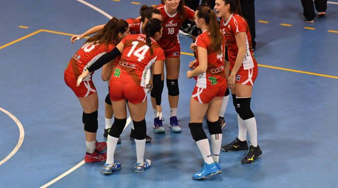 Tecnoteam Albese-Futura Volley Giovani
