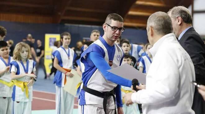 Trofeo interregionale del nord di sport chanbara