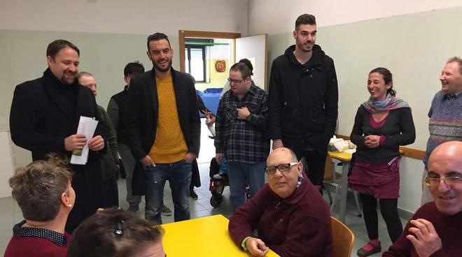 """Un mattinata speciale per i Tigrotti al """"Belotti Pensa"""""""