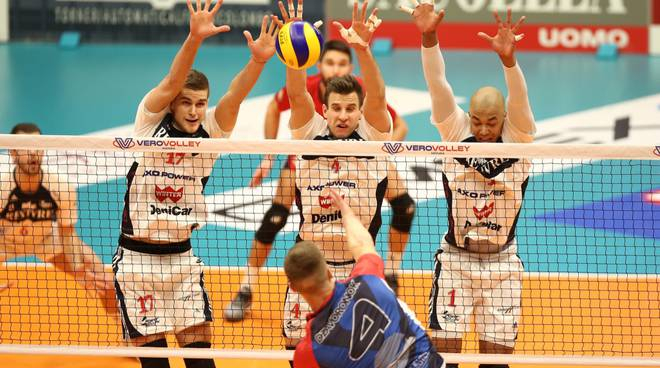 Vero Volley Monza-Revivre Axopower Milano