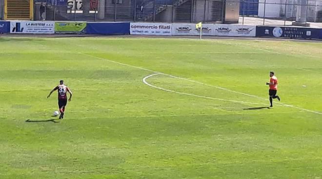 1Pro Patria-Arezzo 1-1