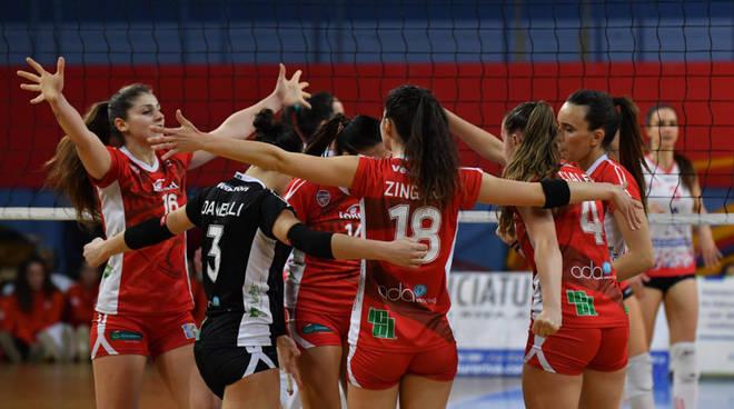Acciaitubi Picco Lecco-Futura Volley Giovani 0-3